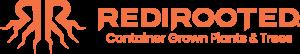 Orange RediRooted Logo