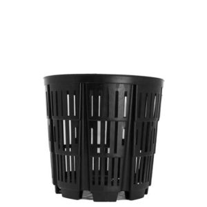 No 3 rediroot plastic pot with thin rim